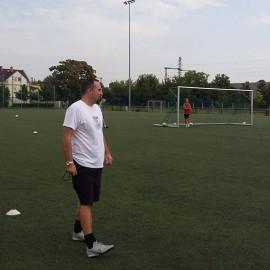 Egyházi Gergely az új vezetőedzője az U13-as és az U19-es csapatnak