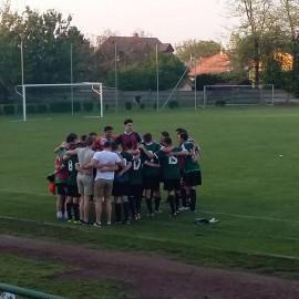 Mérkőzés értékelő (Kelen SC – Újpest FC II.)