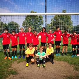 """""""Red Squad"""" – U14 Piros csapat és a 3 M"""