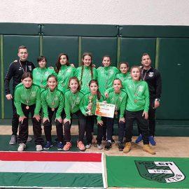 Női UP futsal torna Szlovákiában (összefoglaló)