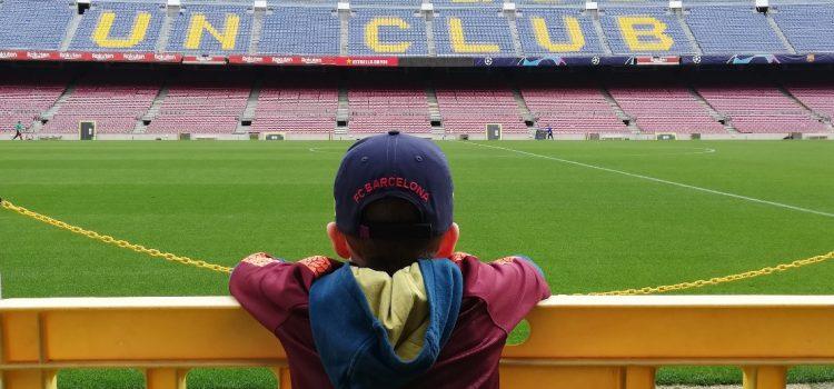 Dávid és a barcelonai álom