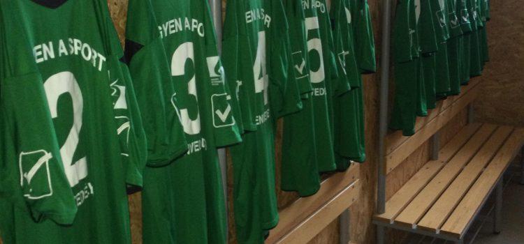 Őszi góleső – jó esélyekkel fordul az U19
