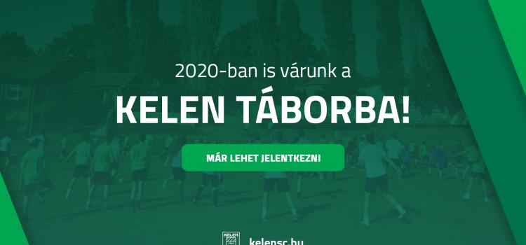 Nyári focitábor 2020-ban is!